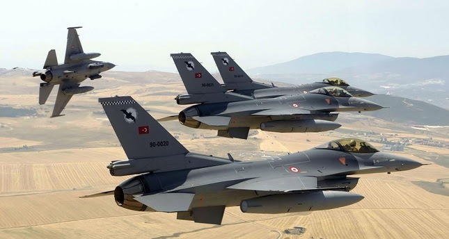 Photo courtesy of Turkish Air Forces