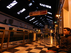 Galway day-trip - Galway station..