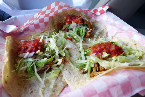 yardy's chicken tacos