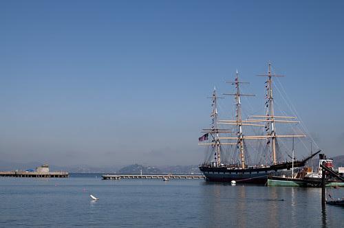 Ship Balclutha