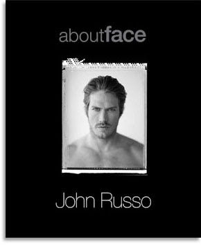 Jason Lewis on the cover of About Face