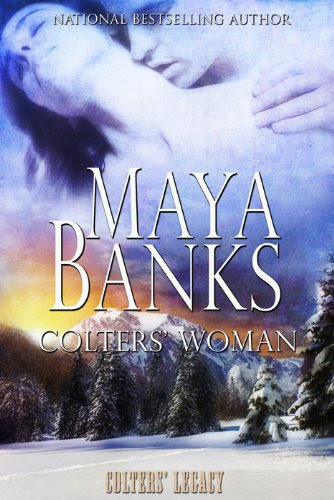 Colters' Woman (Colters' Legacy) by Maya Banks