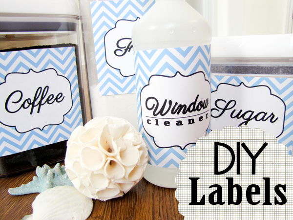 pantry labels | Worldlabel Blog