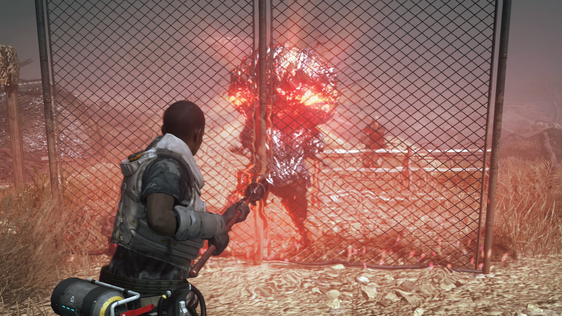 Metal Gear Survive delayed into 2018 screenshot