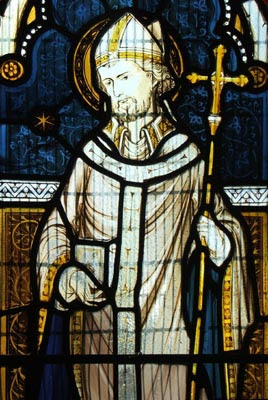 IMG ST. ADRIAN of Canterbury,