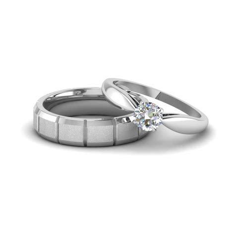 Platinum Wedding Bands & Rings   Fascinating Diamonds