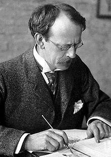 Penemu Elektron - Sir Joseph John Thomson