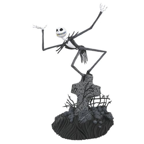 Hail To The Pumpkin King With These Nightmare Before Christmas Statues
