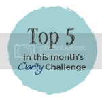 Top 5 in the Clarity Challenge