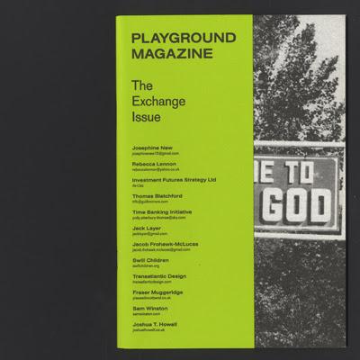 Playground Magazine