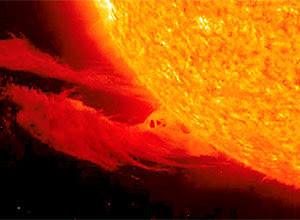 Ano de 2011 será marcante para o clima no espaço; o Sol passará de fase de baixa atividade para outra de turbulência