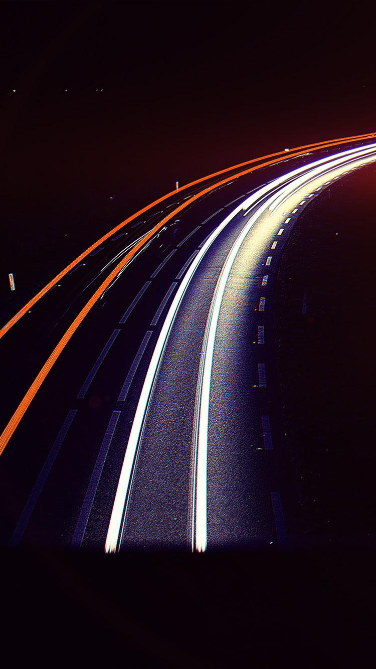 iPhonepapers.com-Apple-iPhone-wallpaper-nf96-road-night ...