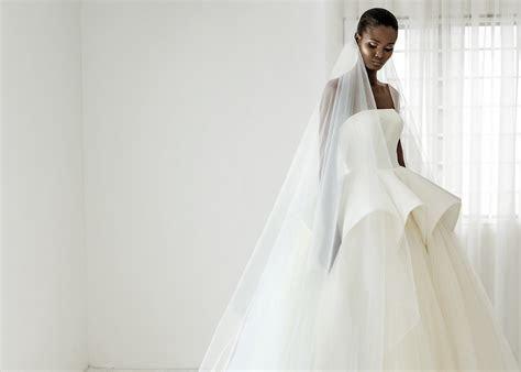Andrea Iyamah Wedding Dresses   The 2018 Bridal Collection