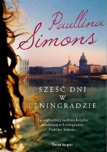 Okładka książki Sześć dni w Leningradzie