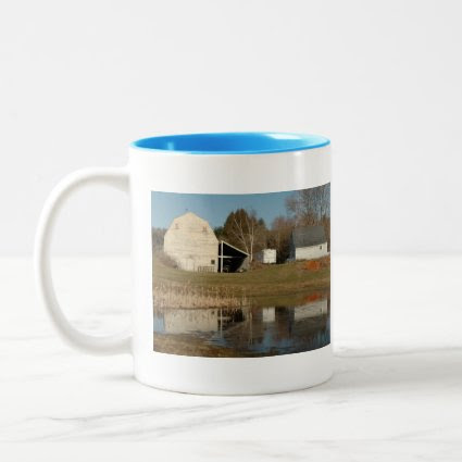 Gray Barn - Reflections of Serenity Coffee Mug