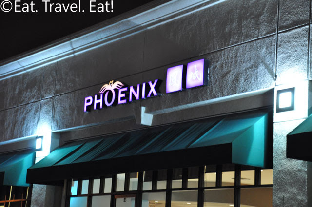 Exterior of Phoenix Food Boutique Arcadia