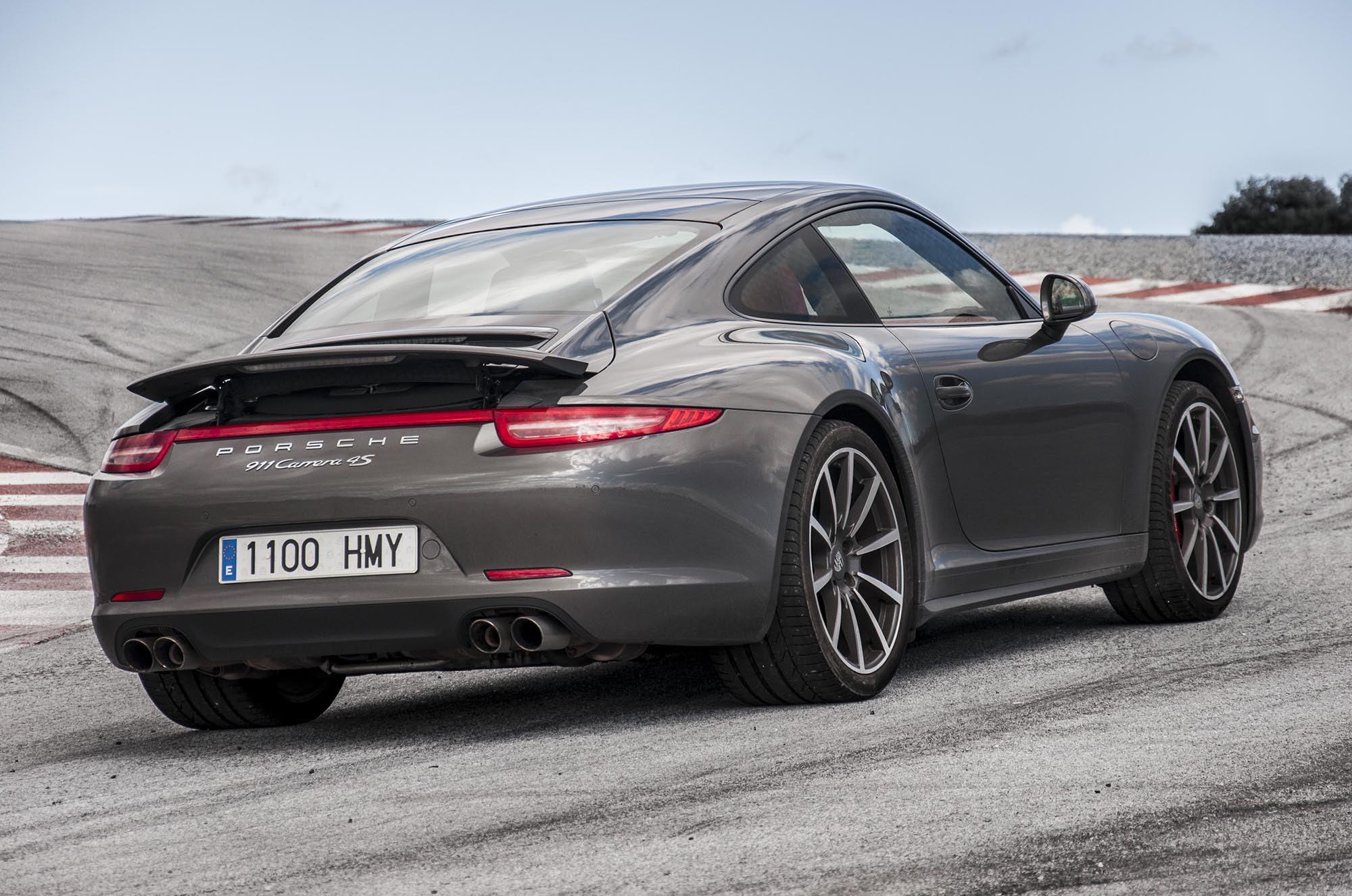 Immatriculation De Votre Porsche 911 Carrera 4s