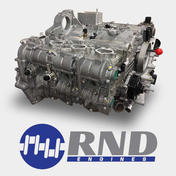Rnd Engines The Industrys Only M9697 Engine Direct