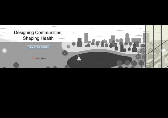 Designing Communities, Shaping Health
