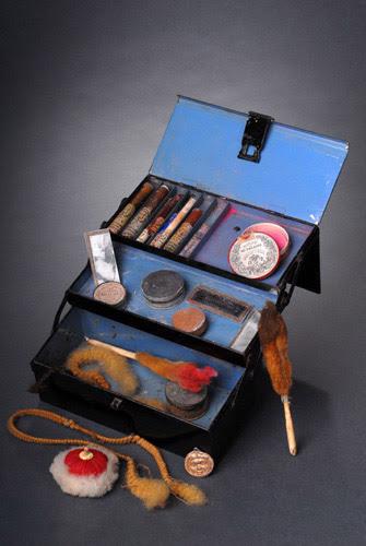 Bristol University | 2009 Centenary | Make-up box