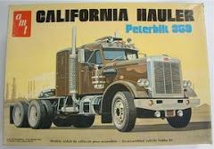California Hauler - Peterbilt 359