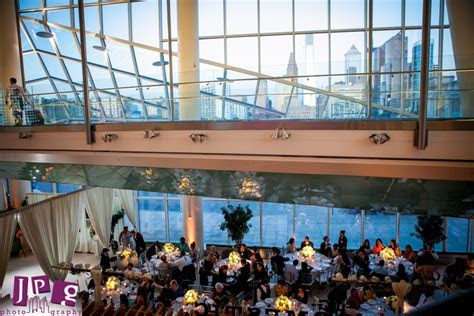 J & J at The Cira Center ? Philadelphia Wedding Planner