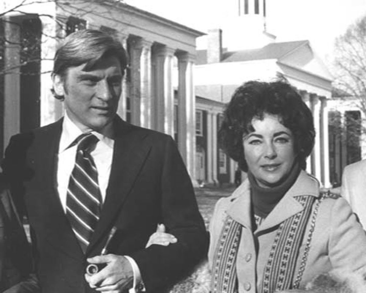 With John Warner