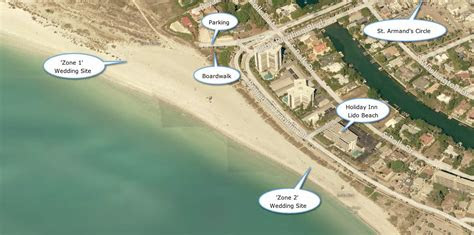 lido beach sarasota beach weddings