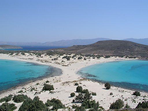 Elafonissos - Strand von Simos