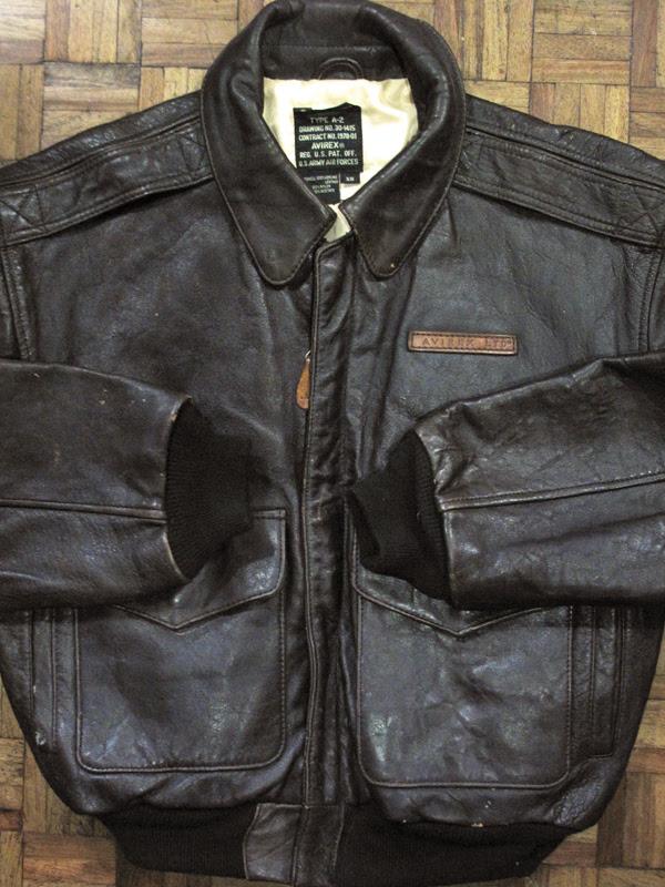 Flight jacket 01