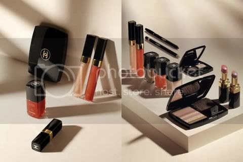 Chanel Summer 2012 Cosmetics Collection