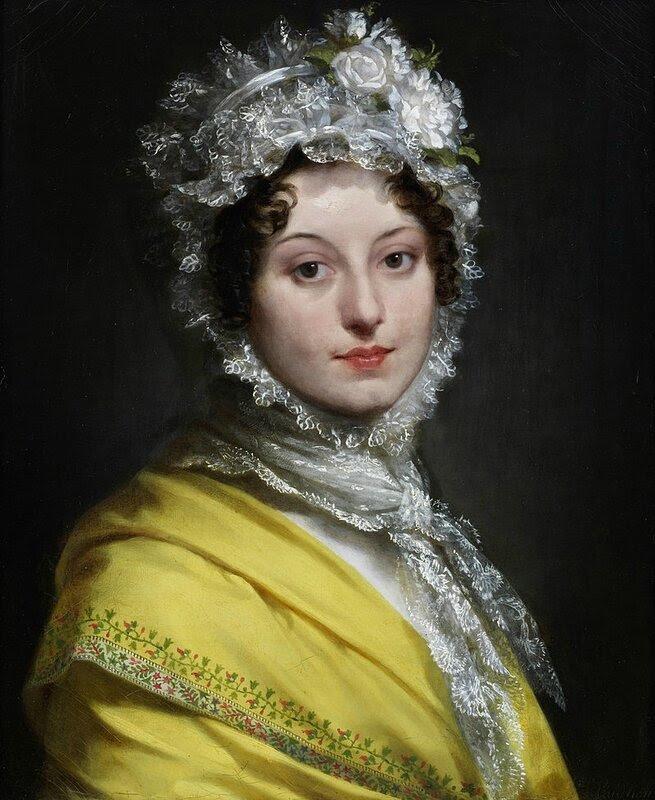 1807 louidr antoinette Lannes duchesse de Mnotebello