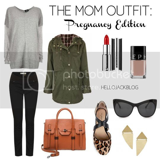 The Mom Outfit: Pregnancy Edition