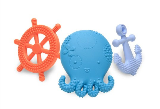 Mayapple Baby LLC teethers - giveaway on WomanlyWoman.com