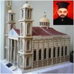 Fadi Haddad-pastore della chiesta di Sant Elia Damasco-Katana