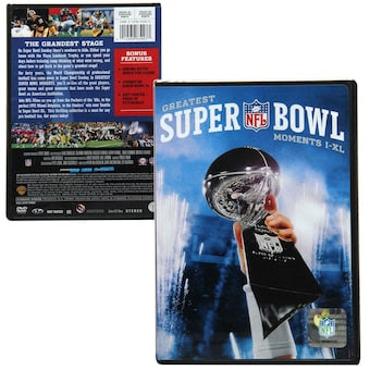 NFL DVDs  Buy NFL Super Bowl, Hall of Fame DVD, BluRay and Video Sets at NFLShop.com