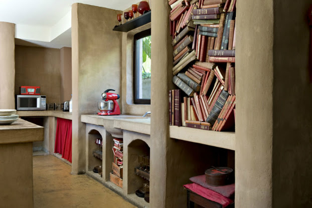 Decorating Your Home With Books: 20 Ideas - Decoholic