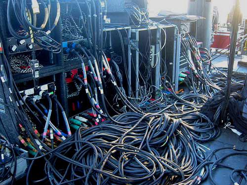 bordel de cable