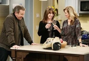 Last Man Standing - Tim Allen, Patricia Richardson and Nancy Travis
