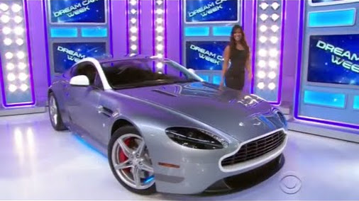 The Price Is Right: Dream Car Week 2016 for an Aston Martin!