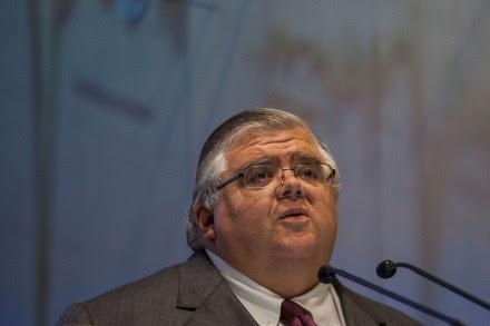 Agustín Carstens, titular del Banxico. Foto: Octavio Gómez