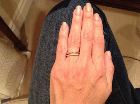 Show off your Trinity RIngs!   Rings and Hands!   Trinity