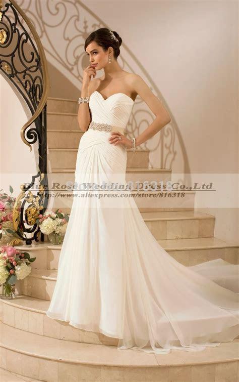 Aliexpress.com : Buy Vestido De Noiva 2016 Chiffon Boho