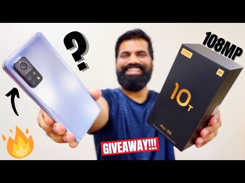 Xiaomi Mi 10T Pro Unboxing & First Look - A Great Deal??? Giveaway 🔥🔥🔥