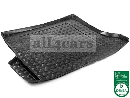 carmats4u Tailored Boot Liner//Mat//Tray for ix35 2009-2015 /& Removable Anti-Slip Anthracite Carpet Insert