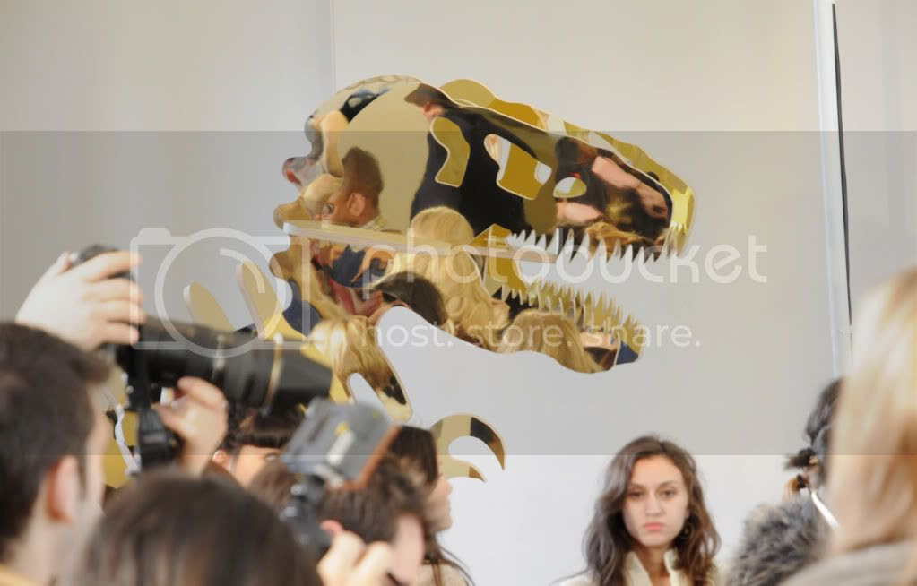 London Fashion Week 2012 A/w; Blog Photos; Somerset House; Sophie Hulme Presentation