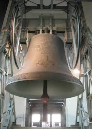 "Bell ""Pummerin"" in Vienna's St. Stephan's Cathedral"