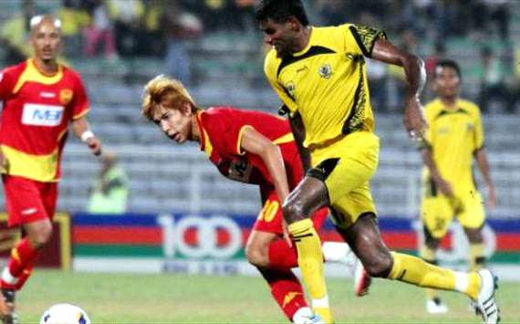 Amirulhadi Zainal, Selangor FA, vs Perak FA, Malaysia, Malaysian Super League 2012.