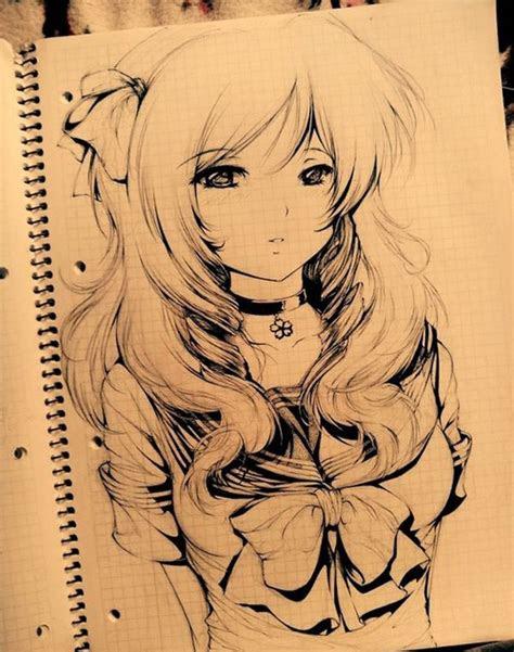 beautiful anime drawings art desenhos de anime