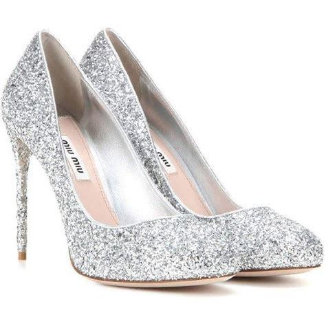 Best 25  Silver glitter heels ideas on Pinterest   Silver